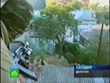 Спецназ ФСБ уничтожает мразь на сев. Кавказе