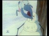 Мультфильм про лисёнка